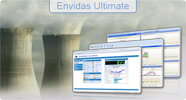 <h3>Envidas Ultimate</h3>The Ultimate Solution for Emission, Air Monitoring and Water Quality Monitoring Systems from Envitech Europe.
