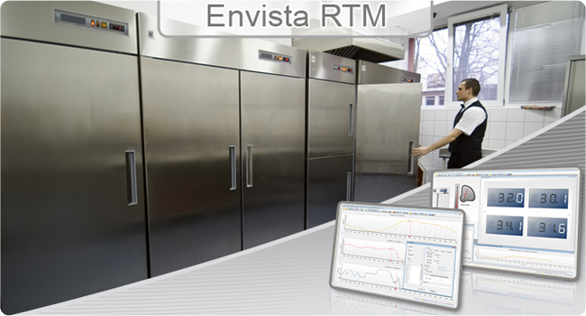 <h3>Envista Refrigerators Temperature Manager</h3>A client-server & web application from Envitech Ltd for supervisory control, management and analysis of Temp, Relative Humidity and other data from Refrigerators, Freezers, Incubators, Warehouses and Cold Room monitoring networks.